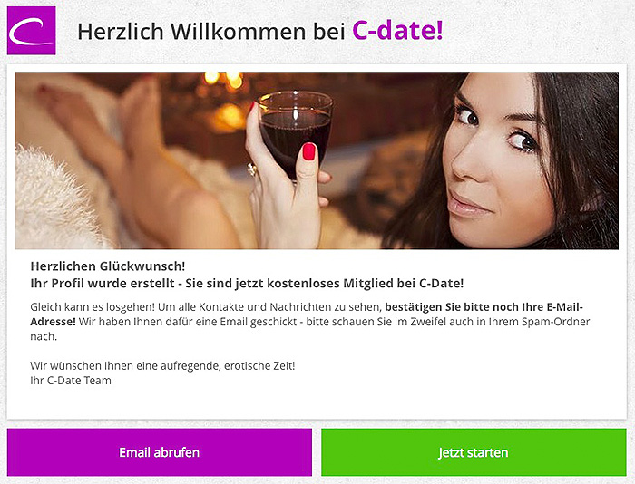 Free dating sites in germany without payment